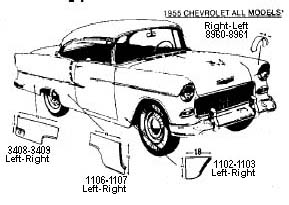 White Fluffy Chair additionally 568946 Broaner Gets Hooked Diesel 113 further 8 To 10 Pt Conversion Kit Mild Steel moreover 1955 Chevrolet 210 Sedan Wiring Diagram also QA1 Pro Coil System R Series 12 Way Adjustable. on 4 door street rods