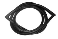 1955 CHEVROLET 150  REAR WINDOW GASKET SEAL WITHOUT TRIM  8183-SD