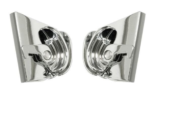 55 56 57 Chevy Nomad Glass Slider Latch Stops *NEW*